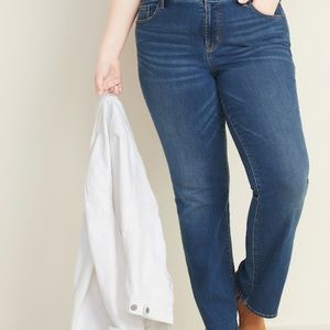 Old Navy Mid Rise Bootcut Jeans